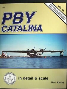 Squadron/Signal  A Detail in Scale PBY Catalina Vol. 66 - Pre Owned!!