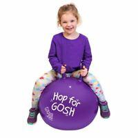 GOSH Retro Junior Childrens Purple Space Hopper 45cm - Boxed