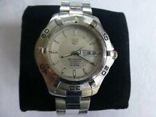 Tag Heuer aquaracer WAF 2011 automatic watch Boxed With Papers