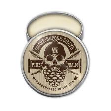 GRAVE BEFORE SHAVE Pine Scent Beard Balm (Pine/Cedar wood scent) (2 oz.)