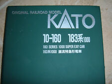 KATO 183-based 1000 10-160 DC limited express form from japan