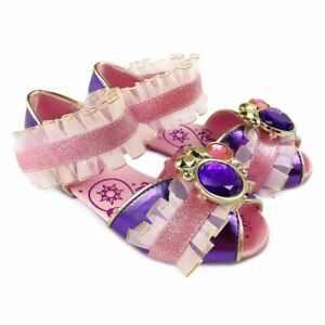 Rapunzel Costume Shoes for Kids – Tangled Disney store UK size 11-12