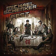 MICHAEL SCHENKER FEST RESURRECTION CD (Released 2nd March 2018)