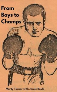 From Boys to Champs: Grangetown ABC Paperback - Marty Turner with Jamie Boyle