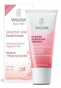 Almond Soothing Facial Cream - 30ml