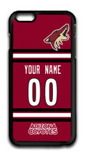 NHL Arizona Coyotes Personalized Name/Number iPhone iPod Case 161904