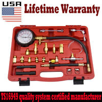 Car Petrol & Diesel Fuel Injection Pump Pressure Injector Tester 0-140 psi New
