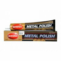 Autosol Metal Polish 75 ml for Chrome Copper Brass #1000 - FAST USA SHIPPING