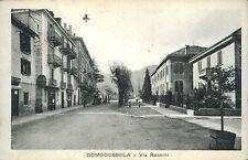 1930 - Domodossola - Via Rosmini