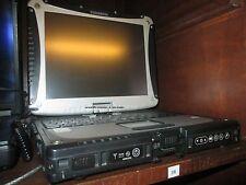 PANASONIC TOUGHBOOK CF-18 CF18 TOUCHSCREEN TABLET -60GB- 1280MB RAM XP 1,2GB RAM