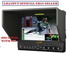 "Lilliput 7"" 663/S2 IPS Peaking SDI HDMI in&out+battery +Waveform for BlackMagic"