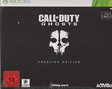 Call of Duty: Ghosts-Prestige Edition, Uncut, STEELBOOK, xbox360, NUOVO & OVP