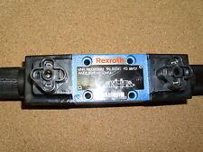 New Other, Rexroth R900928957 4We6J62/Ew110Nk4 120V Valve.
