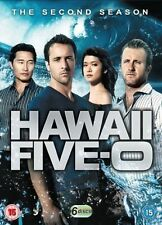 Hawaii Five-O - Series 2 - Complete (DVD, 2012, 6-Disc Set, Box Set)