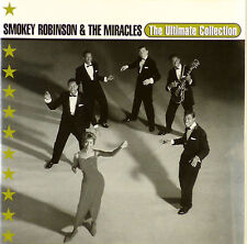 CD - Smokey Robinson - The Ultimate Collection - A 608