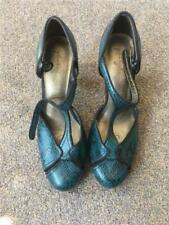Marks and Spencer 100% Leather Strappy, Ankle Straps Slim Heels for Women