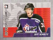 2004-05 ITG HEROES PROSPECTS TOP PROSPECTS GAME # TPG-O6 JEFF SCHULTZ !!