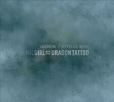 The Girl with the Dragon Tattoo [Original Motion Picture Soundtrack] CD, 3 Discs