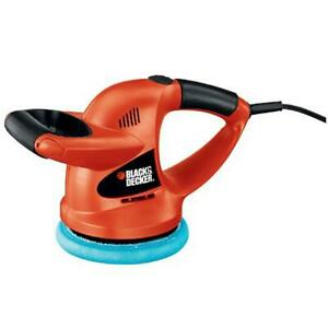 Black & Decker WP900 120-Volt 6-Inch 4400-Opm Corded Automotive Waxer/Polisher