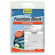2P Tetra Fountain Block 6 Count, Controls Algae Growth In Ornamental Fountains