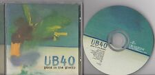 UB40. GUNS IN THE GHETTO. CD ALBUM MADE IN ITALY 1997. 10 TITRES.