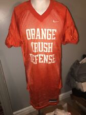 Nike Virginia Cavaliers #72 Orange Crush Defense Practice Jersey *3XL*