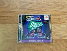 DANCE DANCE REVOLUTION PlayStation NTSC-J Japan Import