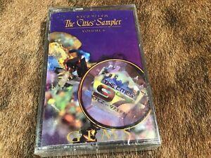The Cities Sampler ~ KTCZ 97 ~ Volume 6 ~ Cassette Tape ~ SEALED