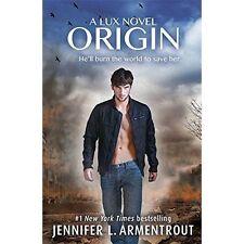 Origin (Lux - Book Four), Very Good Condition Book, L. Armentrout, Jennifer, ISB