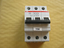 ABB S203 B16 16 AMP TRIPLE POLE MCB CIRCUIT BREAKER