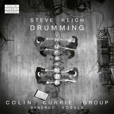 Synergy Vocals - Steve Reich Drumming [New & Sealed] CD