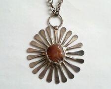 large vintage Jacob Hull modernist pendant