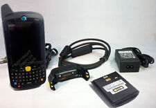 Motorola Zebra Mc65 Mc659B Qwerty 2D Barcode Scanner At&T Verizon Camera Gps Pda