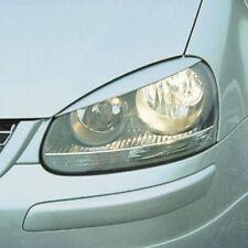 Mattig Scheinwerferblenden Blenden Böser Blick VW Golf 5 V breite Ausführung