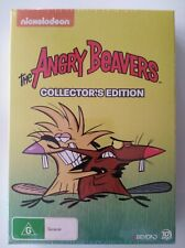 The Angry Beavers (DVD, 2019, 10-Disc Set)