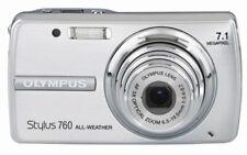 Olympus Stylus 760 7.1MP Digital Camera (Silver)