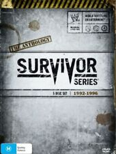 WWE - Survivor Series Anthology 1992-96 (DVD, 2009, 5-Disc Set), NEW REGION 4