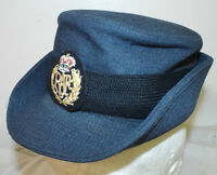 WRAF WOMENS ROYAL AIR FORCE NO1 DRESS CAP HAT - Sizes , British Military Issue
