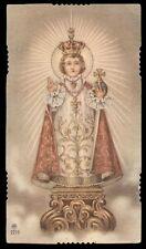 santino-holy card ediz. AR n.2219 GESU' BAMBINO DI PRAGA