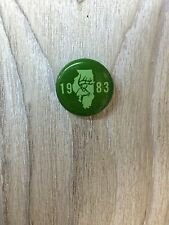 Illinois deer pin 1983 firearm