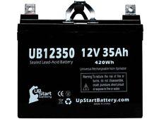 Yamaha Rhino Battery UB12350 12V 35Ah Sealed Lead Acid SLA AGM