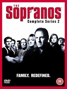 The Sopranos : Complete HBO Season 2 [1999] [DVD][Region 2]