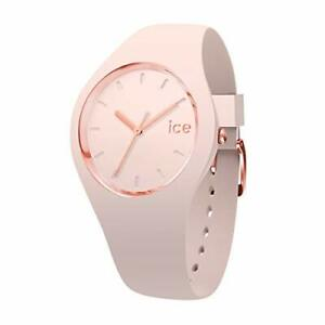 Ice-Watch - ICE glam colour Nude - Women's wristwatch with silicon strap - 01533