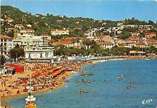 B31291 La Cote d`Azur Varoise La Plage et le Casino Beach france