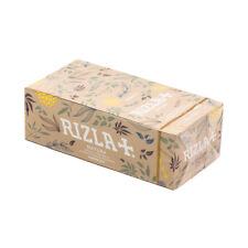FULL BOX RIZLA NATURA CIGARETTE ROLLING PAPER 50 BOOKLETS