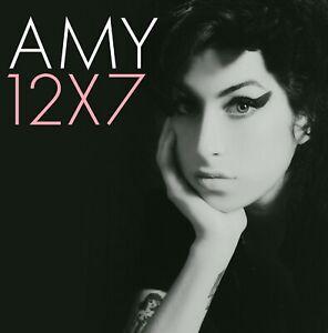 "Amy Winehouse - Amy 12x7 - New 12x7"" Vinyl Boxset - In Stock"