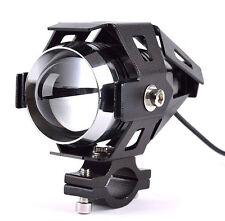 12V CREE LED Spot Light Motorcycle Motorbike ATV Off Road Waterproof Headlight