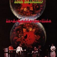 NEW CD Album Iron Butterfly - In a Gadda Da Vida (Mini LP Style Card Case)