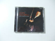John Pizzarelli – With A Song In My Heart - CD Audio Album Stampa 2008