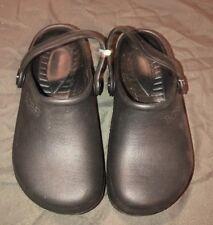 New Sketcher BOBS Black Crocs Youth Size 11 Boy Girl Kids Shoes